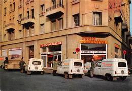 Lyon 2 Froid Et Climatisation Rue Casimir Périer Voitures Renault 4L Tube Type H Citroën - Lyon