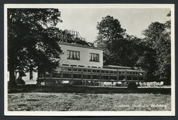 Hotel - Restaurant De Wolfsberg - Groesbeek . * 16-6-1955 * -   Used  - See The 2 Scans For Condition( Originaal) - Nijmegen