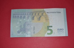 5 EURO M005 J1 - PORTUGAL -  MA2998067006 - UNC FDS NEUF - 5 Euro