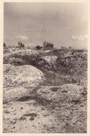 PHOTO ORIGINALE 39 / 45 WW2 WEHRMACHT FRANCE CHAMPAGNE JUIN 1940 VUE SUR LA CAMPAGNE - Guerra, Militares