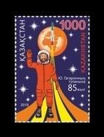 Kazakhstan 2019 Mih. 1145 Space. Yuri Gagarin MNH ** - Kazakhstan