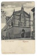 2344 - MESSINA SANTA MARIA DELLA SCALA ANIMATA 1920 CIRCA - Messina