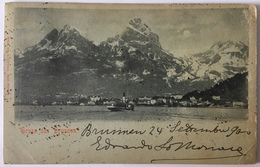 V 52038 Gruss Aus Brunnent ( 1900 ) - Altri