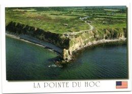 Cricqueville-en-Bessin - La Pointe Du Hoc - Francia