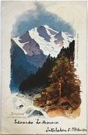 V 52040 Fungfrau Von Interlaken Aus  ( 1900 ) - BE Berne