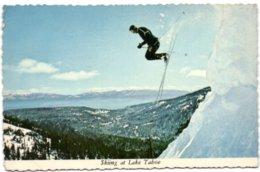 Skiing At Lake Tahoe - Vereinigte Staaten