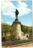 Alcala De Hernares (Madrid) - Monumento A Cervantes - Madrid