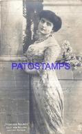 127969 ARTIST LILLY VON HELLING ACTRESS SHERLOCK HOLMES POSTAL POSTCARD - Artisti