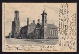 AK USA Washington D.C. Smithsonian Institute Nach Leer 1905  (16297 - Verenigde Staten