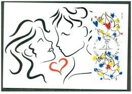 France 2015 - Coeur Castelbajac Maximum Card Set - Frankreich