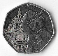 United Kingdom 2019 50p Paddington At St Pauls [C085/1D] - 50 Pence