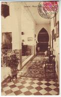 MAROC ESPAGNOL Carte Postale De LARACHE 23 Oct 1931 , Marruecos , Lettre , Espana , Spain - Maroc Espagnol