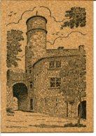 34260 La Tour-sur-Orb - Hameau De BOUSSAGUES - Carte Imprimée Sur Liège - Postée En 1989 - Autres Communes