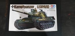 KAMPFPANZER LEOPARD GERMAN TANK Tamiya Model Kit 1:35 - Chars