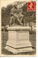 75009 - PARIS - Ses Squares Et Ses Jardins - Le Square D'Anvers - Monument Diderot - édit. LJ - Paris (09)