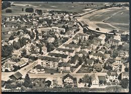 °°° 16227 - SVIZZERA - ZH - DUBENDORF - WANGENSTRASSE - 1961 With Stamps °°° - ZH Zurich