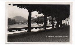 25 - BESANÇON - Les Quais Et Le Pont Battant  (M17) - Besancon