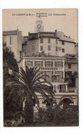 06 - LE CANNET - LES TERRASSES - Hostellerie & Pension  (M29) - Le Cannet