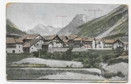 (RECTO / VERSO) VALLEE DE LA CLAIREE EN 1914 - LE ROZIER - COL DES ACLES - Ed. AQUA PHOTO - CPA COULEUR VOYAGEE - France