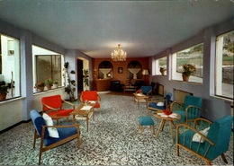 ! Moderne Ansichtskarte Limone Sul Garda , Hotel Bianco - Italien