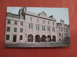 Scotland > Aberdeen   Fire Brigade Station     Ref 3821 - Aberdeenshire