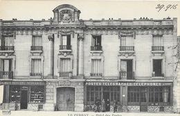 Le Perray-en-Yvelines - Hôtel Des Postes (Télégraphes, Téléphones) Mercerie - Carte Non Circulée - Le Perray En Yvelines
