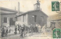 La Plaine-St Saint-Denis - Sortie De La Verrerie - Carte N° 184 - Saint Denis