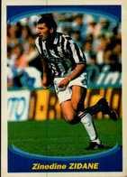 PANINI.(FOOT)..1997-98...ZINEDINE ZIDANE ..No 158 - Altri