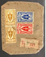 26847 - Série De LONDRES - Cameroun (1915-1959)
