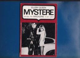 """"""""""" ELLERY QUEEN """"""""  --  Mystére Magazine -- Aout - Septembre  1968  -- N° 247 .... - Opta - Ellery Queen Magazine"""