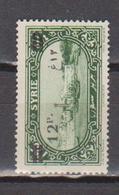 SYRIE        N°  YVERT  :   185    NEUF AVEC  CHARNIERES      (  CH  01/36 ) - Syrie (1919-1945)