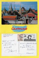 CPSM ASIE Thailand - ♦♦☺ Belfry Of The Wat Phra Keo  ֎ 1967  ֎ - Tailandia