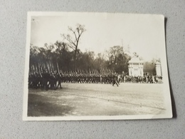 Photo Defile Ecole Militaire 1929 - Militaria