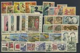 TSCHECHOSLOWAKEI Lot Aus 1967 Postfrisch (119197) - Sonstige - Europa