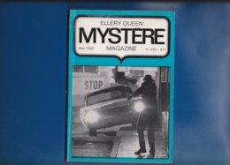 """"" ELLERY QUEEN """"  --  Mystére Magazine --  N° 255  De  Mai  1969 .... - Opta - Ellery Queen Magazine"