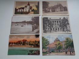 Beau Lot De 20 Cartes Postales D' Allemagne Deutschland Crefeld   Mooi Lot Van 20 Postkaarten Van Duitsland  Krefeld - Cartes Postales