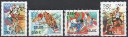 France N° 4222 à 4225 Oblitérés - Série Complète - Sports - Jeux Olympiques - Beijing - Francia