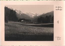 ! Alte Foto Ansichtskarte , Photo A. Defner, Grünwalderhof, Patsch, Tirol, Österreich - Autriche