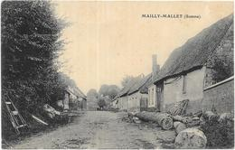 MAILLY MAILLET - Autres Communes