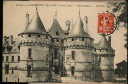 CPA 41 CHATEAU DE CHAUMONT SUR LOIRE N°3 PORTE D'ENTREE ND PHOT 1910 - Other Municipalities