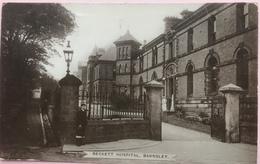 (2811) South Yorkshire - Barnsley - Beckett Hospital - 1917 - Autres