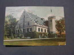 Coburg Schloss Rosenau 1909 - Coburg