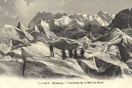 Chamonix Traversée De La Mer De Glace RV - Chamonix-Mont-Blanc