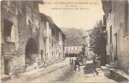 LA BOLLENE-VESUBIE: LA PLACE - France