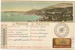 MENTON:PANORAMA - Menton