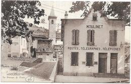 MOULINET: LE BUREAU DE POSTE - France