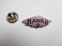 Superbe Pin's En EGF , Surf , Hawaii Surf , Magasin D'articles De Sports à Paris , Skate - Pin's