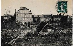 Oise Beauvais Carte-photo Souvenir Du Cyclone De 1912 - Otros Municipios