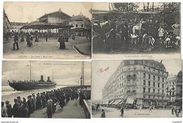 FRANCE - Lot De 127 CPA/CPSM - Toutes Régions - Ansichtskarten