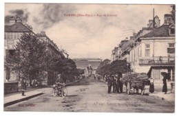 TARBES - Rue De Lorient (carte Animée) - Tarbes